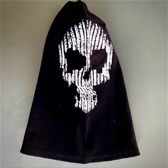 Skeleton Hood/Mask